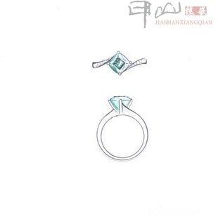 【甲山镶嵌】原创手绘稿----戒指款式 12-01更新至58楼,欢迎欣赏!